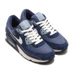 ナイキ NIKE スニーカー エア マックス 90 (DIFFUSED BLUE/SAIL-MIDNIGHT NAVY) 20SU-S