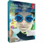 Adobe Photoshop Elements 2019 日本語版 MLP UPG版