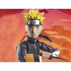 NARUTO フィギュア Naruto Poseable Action Figure