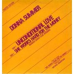 DONNA SUMMER - Unconditional Love / She Works Hard For The Money 12