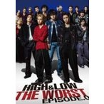 HiGH & LOW THE WORST EPISODE.0 ≪DVD2枚組≫ 〔DVD〕