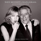 Tony Bennett & Diana Krall / Love Is Here To Stay 【12曲収録通常盤】 輸入盤 〔CD〕