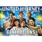 GENERATIONS LIVE TOUR 2018 UNITED JOURNEY【通常盤/DVD】/GENERATIONS from EXILE TRIBE[DVD]【返品種別A】