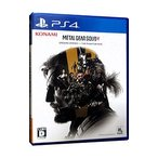 PS4/METAL GEAR SOLID V:GROUND ZEROES + THE PHANTOM PAIN